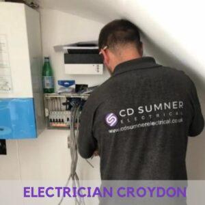 24 hour electrician croydon