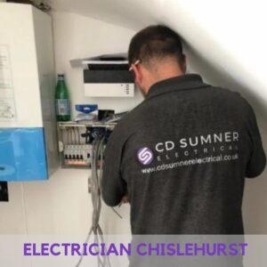 24 hour electrician chislehurst